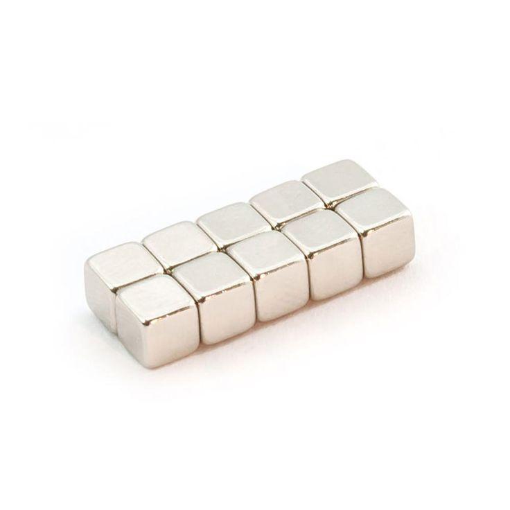 Neodym Magnet N38 5x5x5 mm in Magnete  • Würfelmagnete