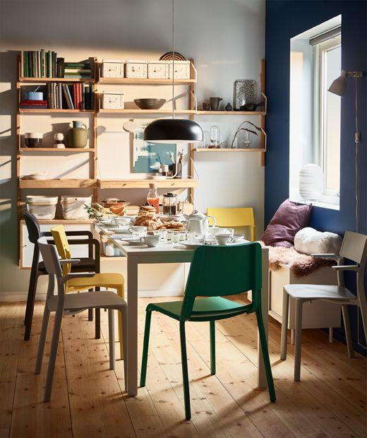 Esszimmermobel Gunstig Kaufen In 2019 Ikea Essen Dining Room
