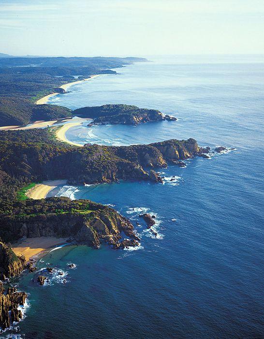Mimosa rocks national park NSW