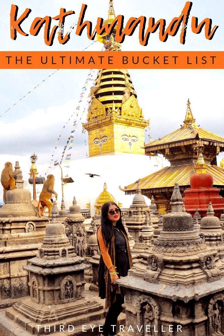 the ultimate kathmandu bucket list 15 things you must do travel rh pinterest com