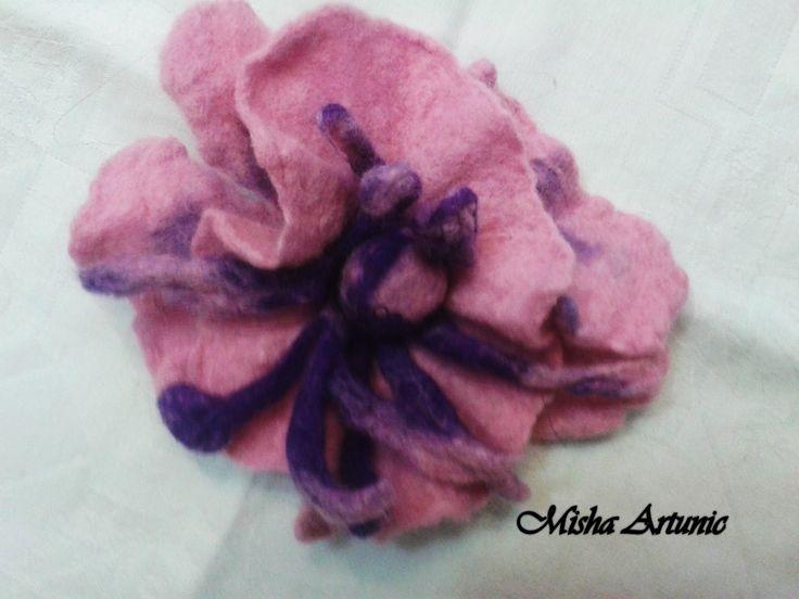 Brosa Floare 3 (20 LEI la balanmiha72.breslo.ro)