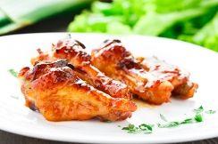 Alitas de Pollo con Salsa de Miel Te enseñamos a cocinar recetas fáciles cómo la receta de Alitas de Pollo con Salsa de Miel y muchas otras recetas de cocina.