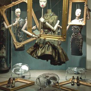 Lanvin fashion window