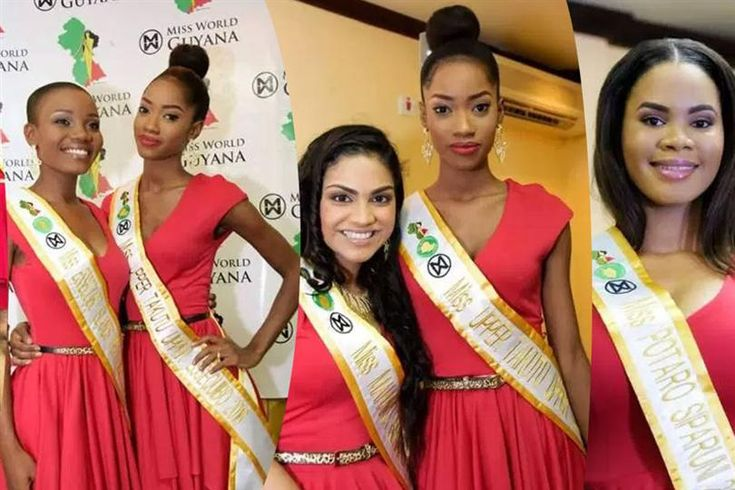 Miss World Guyana 2016 started with a commencement of Official Sashing Ceremony
