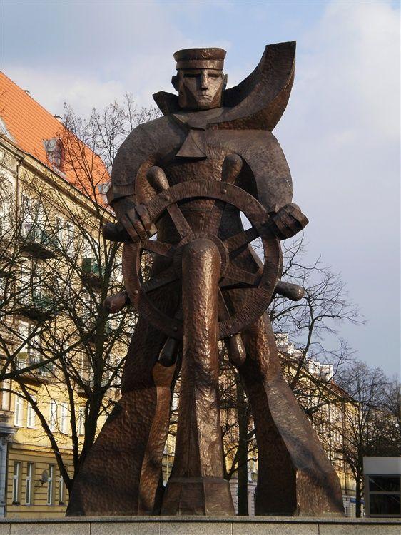 Szczecin, Sailor