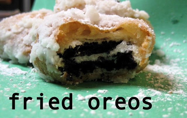 Fried OreosCookies Dough, Fries Recipe, Crafts Ideas, Carnivals Birthday, Birthday Parties, Nascar Cookies, Fries Oreo Recipe, Deep Fries, Fries Oreowhat