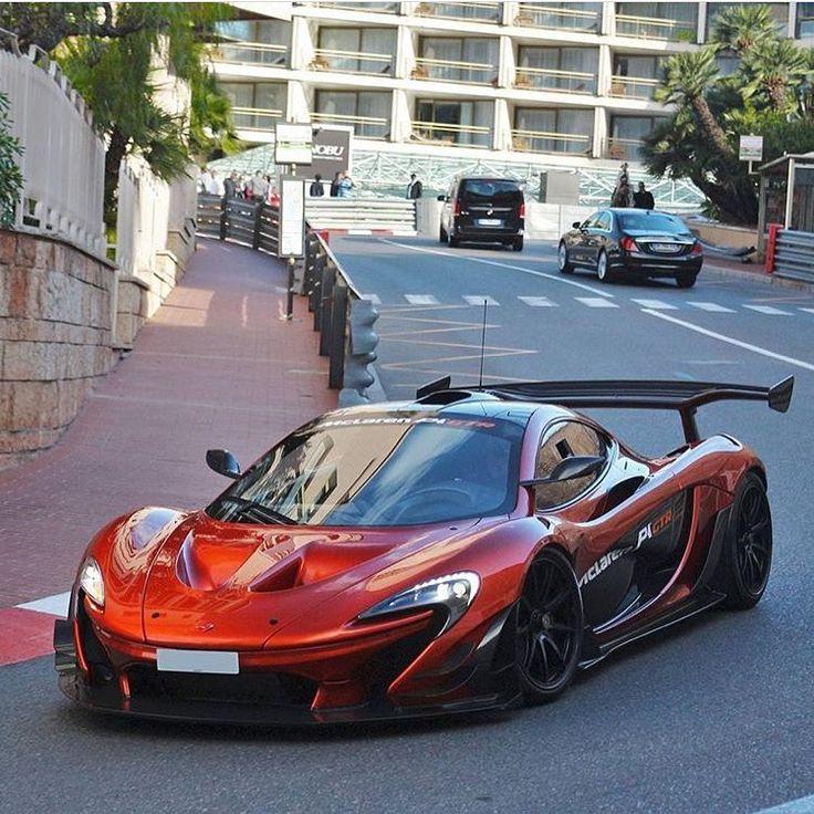 Marvelous McLaren P1 GTR