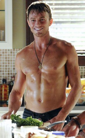 Wilson Bethel - one of the many reasons to watch heart of