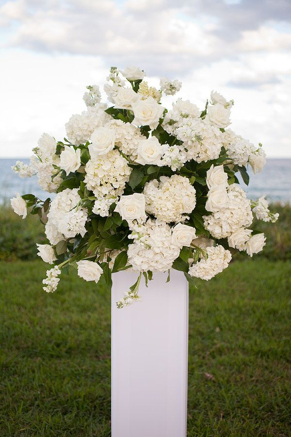 white floral inspiration