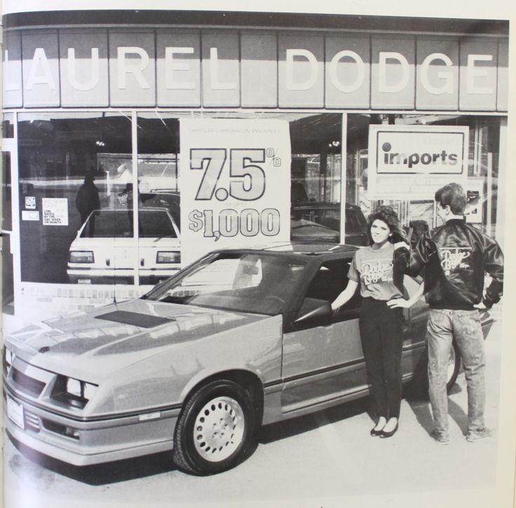Car Dealerships From Past: 8 Best Images About Lost Laurel: Car Dealerships On