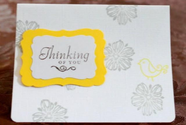 Find the Right Words for Your Handmade Sympathy Card