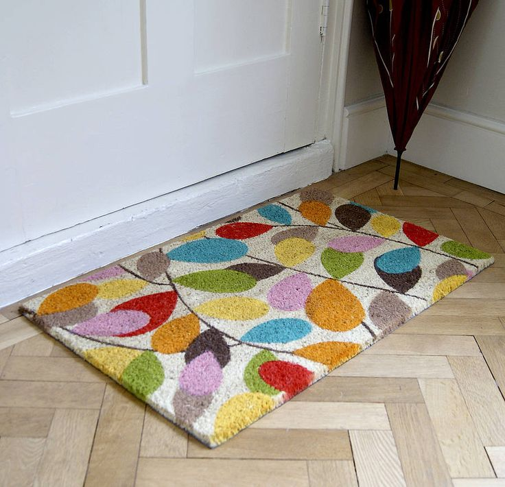 Ivy Doormat from notonthehighstreetcom 13 best Door