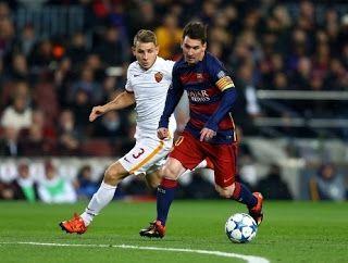 Blog Esportivo do Suíço:  Gol de Messi na Champions é eleito o mais bonito da temporada europeia