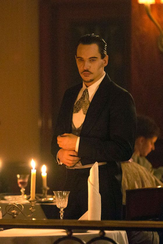 Jonathan Rhys Meyers in Episode Six of Dracula 'Of Monsters and Men' - sky.com/dracula