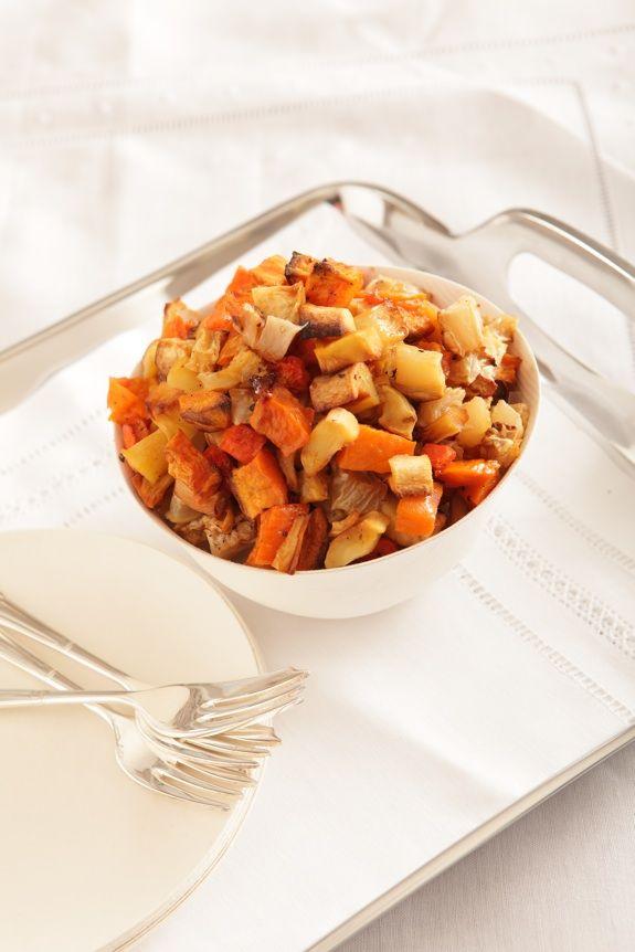 Orange Glazed Root Vegetables | Vegetables | Pinterest | Vegetables ...