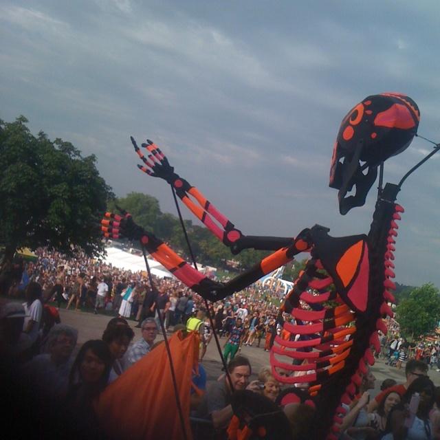 Nottingham carnival 2012