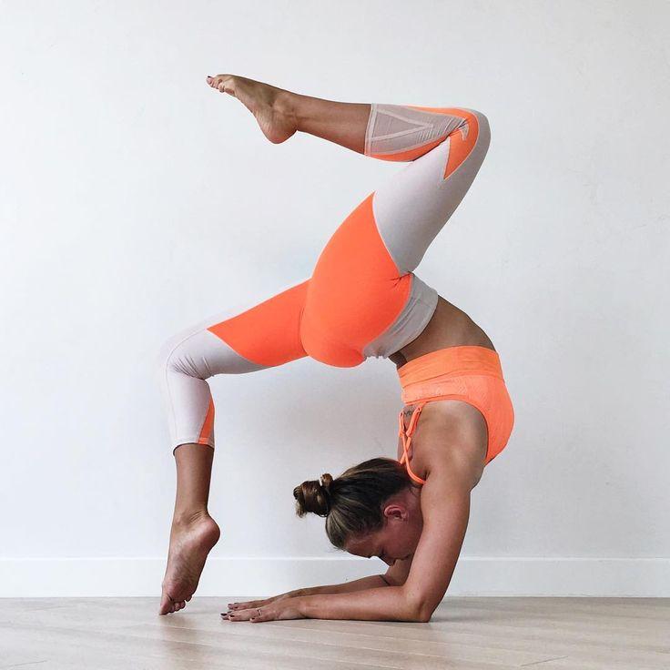 The Alo Yoga Range Capri #yoga #yogainspiration