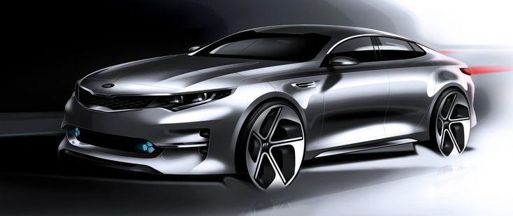 2019 Kia OptimaConcept | Release Car 2019 | Kia optima ...