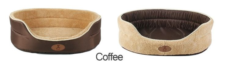 Reversible Durable King Of Comfort Four-Season Shih Tzu Bed (4 Colors Available)