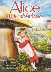 Does anyone else remember this version of Alice in Wonderland?  The Jabberwocky scared me to death!