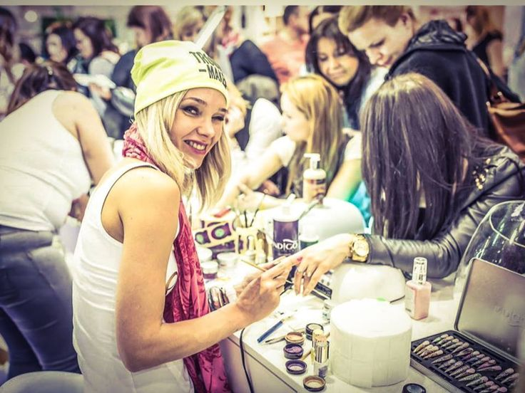 Indigo Beauty Forum 2015, Follow us on Pinterest. Find more inspiration at www.indigo-nails.com #nailart #nails #omg #polish #indigo