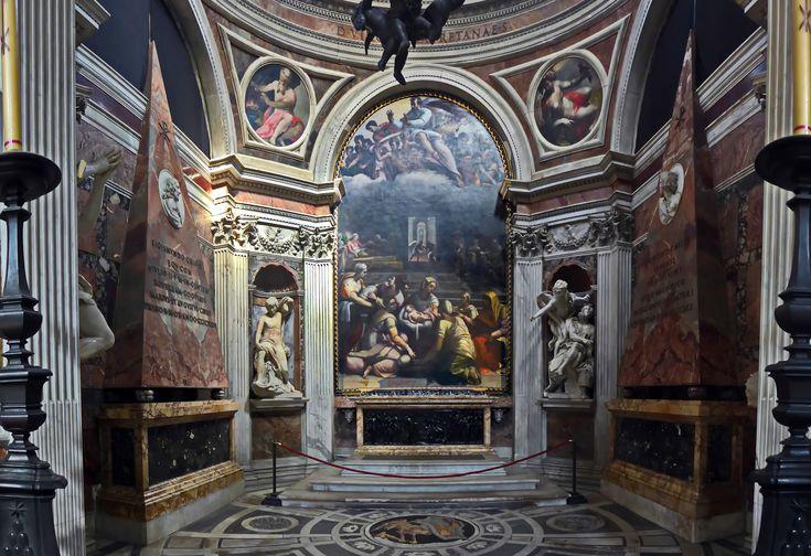 cappella chigi santa maria del popolo -