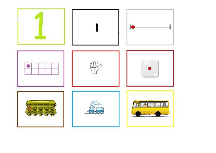 Cijferkaart 1: Met deze cijferkaarten kun je veel rekenactiviteiten doen in de groep. Ze kunnen heel goed gebruikt worden bij de digibordles: http://digibordonderbouw.nl/index.php/lessen/rekenen/telenzoek112