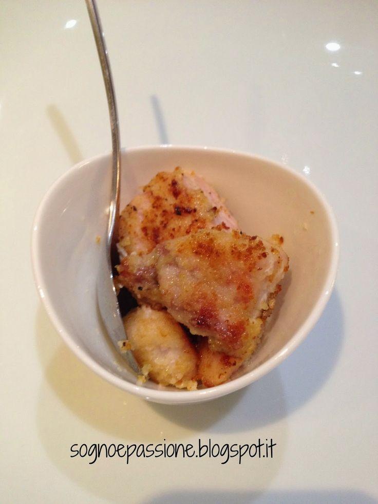 Bocconcini di pesce spada speziati http://sognoepassione.blogspot.it/2015/03/bocconcini-di-pesce-spada-speziati.html