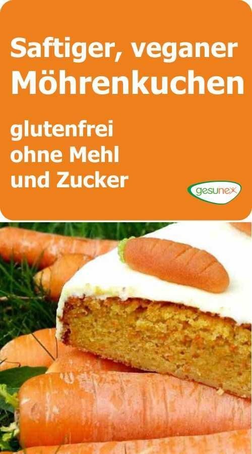 Saftiger Veganer Mohrenkuchen Glutenfrei Ohne Mehl Und Zucker