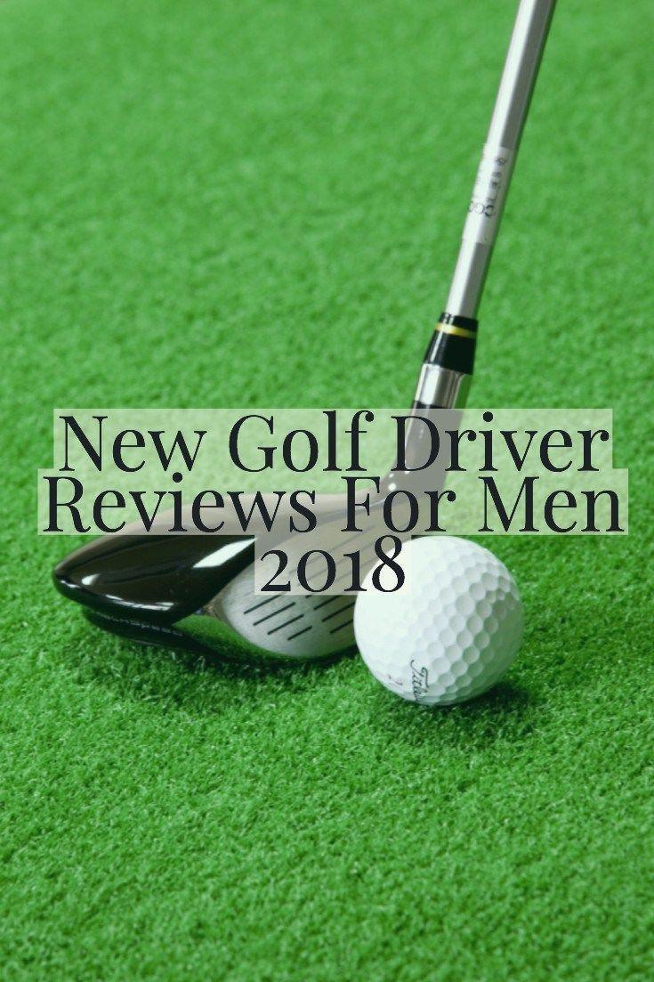 Golf Driver Reviews >> New Golf Driver Reviews Men 2018 Golf Clubs Pinterest Golf