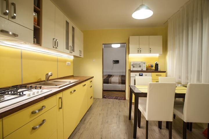Moja žltá kuchyňa :)