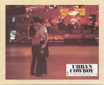Urban Cowboy.