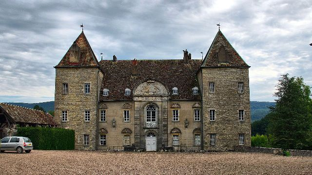 Château de Buthiers ►► http://www.frenchchateau.net/chateaux-of-franche-comte/chateau-de-buthiers.html