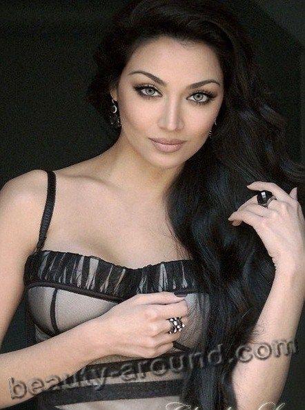 Iranian Girls Claudia Lynx | Beautiful People | Pinterest