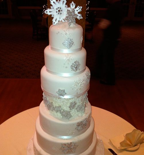 Best Wedding Cake In Cleveland Ohio