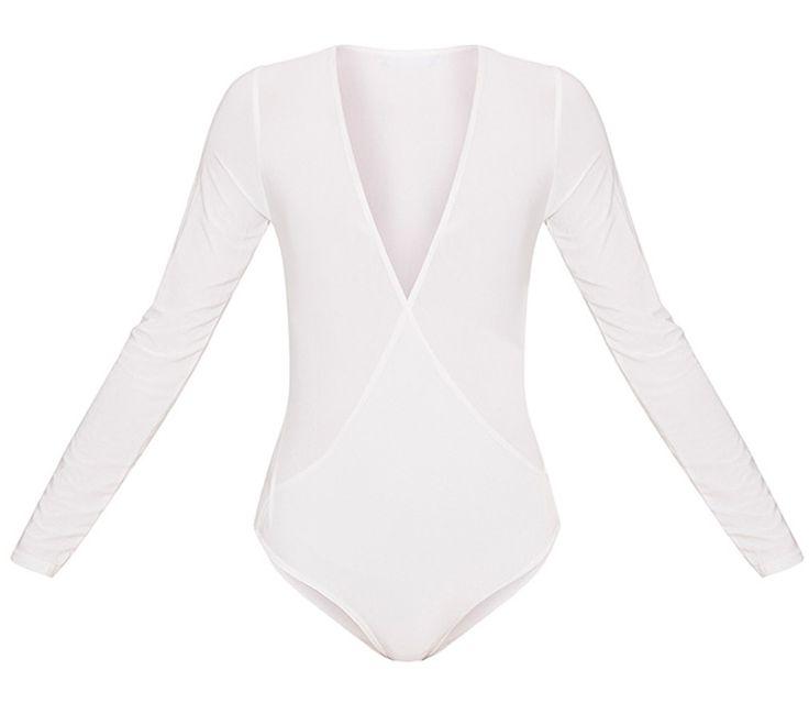 Vixen Plunge Bodysuit