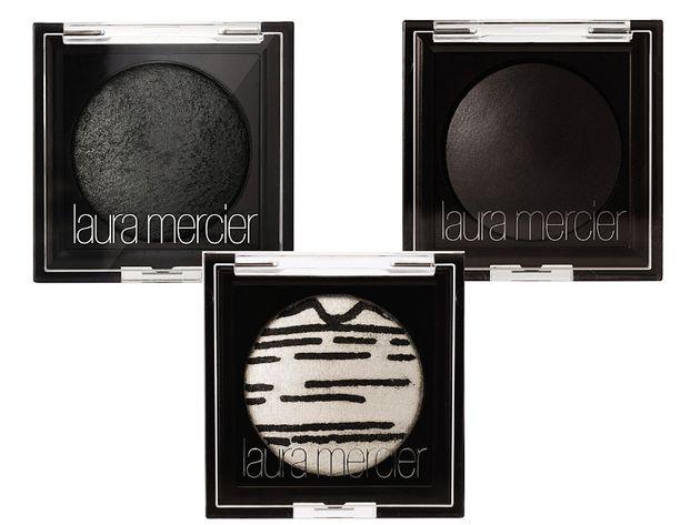 Laura Mercier Fall 2013 Dark Spell Make-up Collection Laura Mercier Baked Eye Colour/ Satin Matte Eye Colour