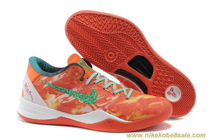 Discounts All-Star Bright Citrus Sport Turquoise-Total Crimson Nike Kobe 8  System 587553