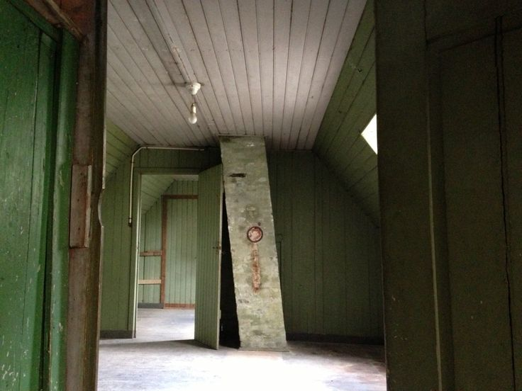 De grønne lagerrum - Bøjestræde - Faaborg