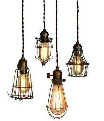 33 best images about Steampunk  Hanging Lights on Pinterest  Antiques, Vintage lamps and Lamps
