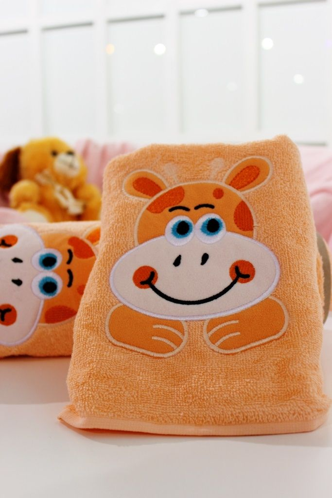 2 Parça Bebek Banyo Seti | Banyo Tekstili | Moda Fabrik