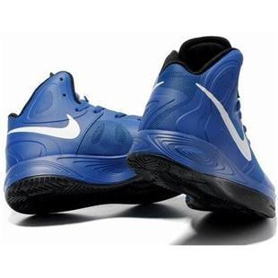 Nike Zoom Hyperfuse 2012 Jeremy Lin Shoes Blue/Black/White