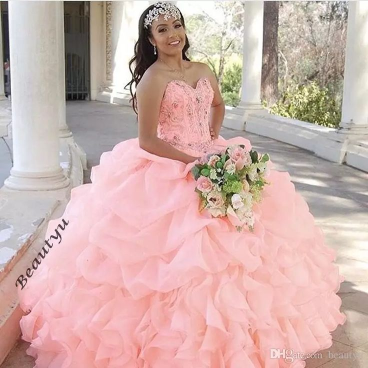 49 best Quinceanera Dresses images on Pinterest | Prom dresses ...
