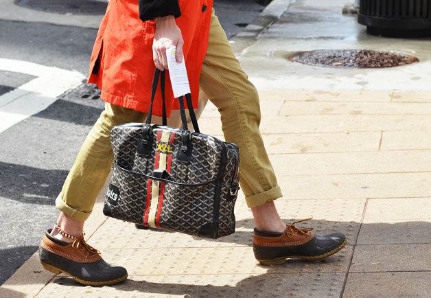 great city bag by goyard  mens fashion accessories style