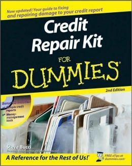 Credit Repair for Dummies Credit Repair SECRETS Exposed Here!