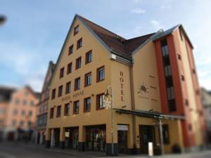 ★★★★ Hotel Sonne, Füssen, Germany. These rooms are amazing
