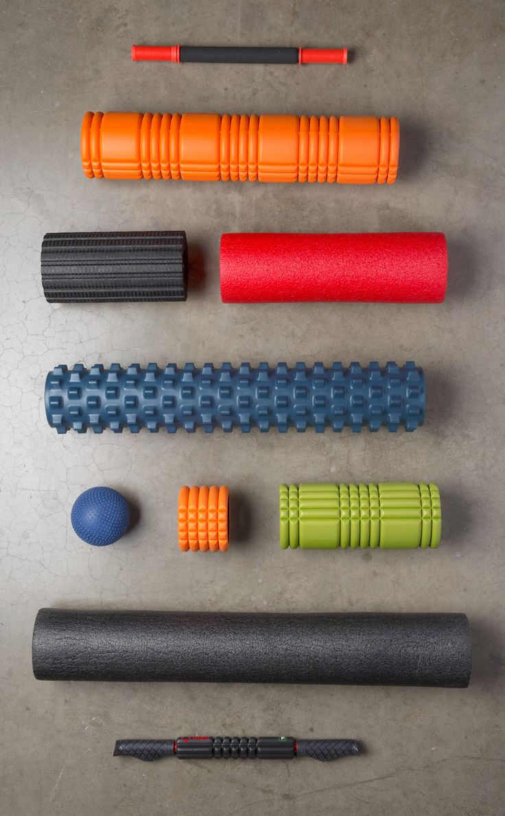 "Foam rollers let you to do your own deep-tissue massage, also known as ""self-administered myofascial release"" (SMR). The process lets you use your own body weight, precisely controlled, to help stimulate and relax your muscles.  We'll help you pick the perfect foam roller for your needs. Click for our expert advice."
