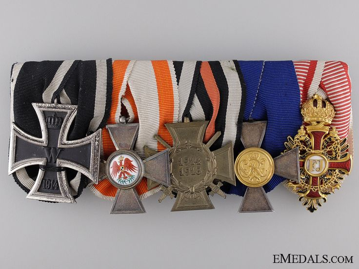 131 best german orders decorations medals images on pinterest german hanging medals and - German military decorations ww2 ...