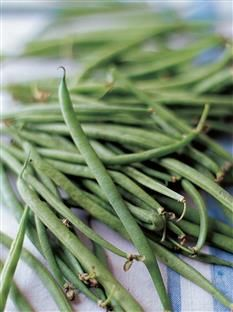 Barefoot Contessa - Recipes - String Beans with Garlic