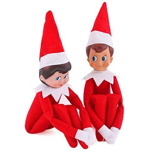 The Elf on The Shelf Plush Dolls BOYGIRL